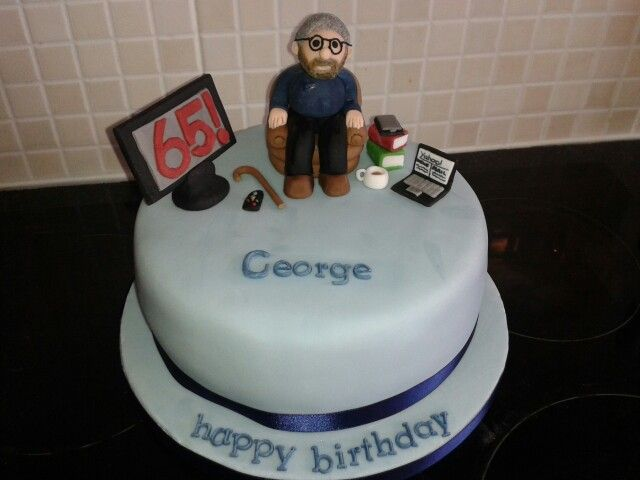 65th Birthday Cake Ideas For Dad Ug99