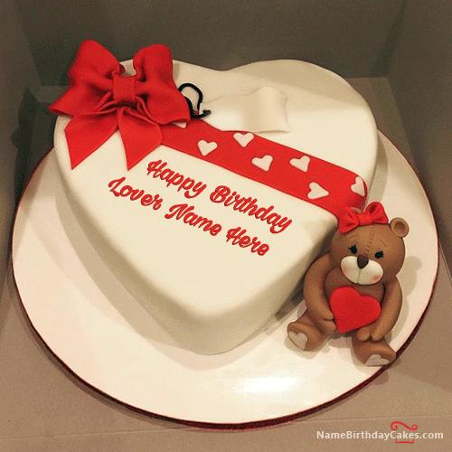 Love Birthday Cakes
