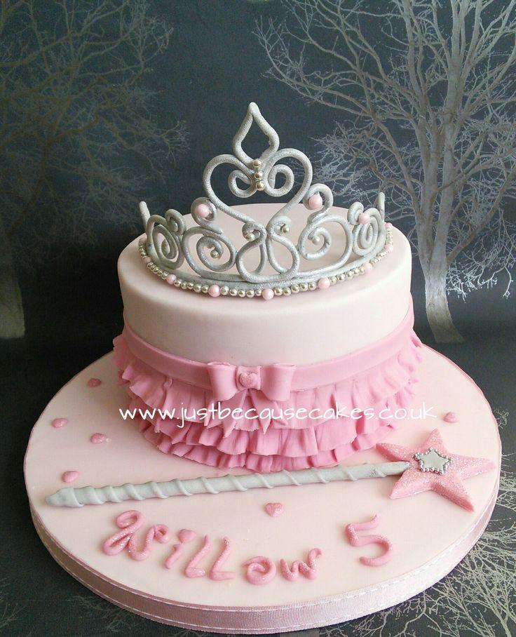 Princess Cake Design For Girls