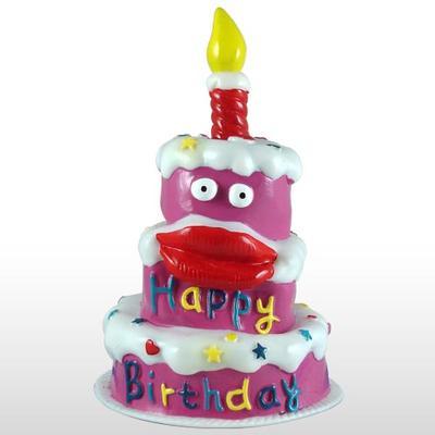 Singer Birthday Cakes