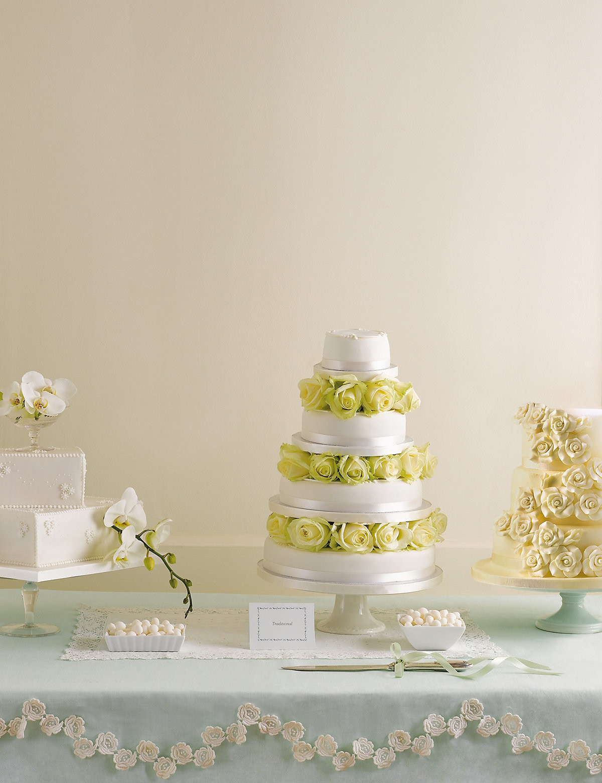 Mands Wedding Cakes