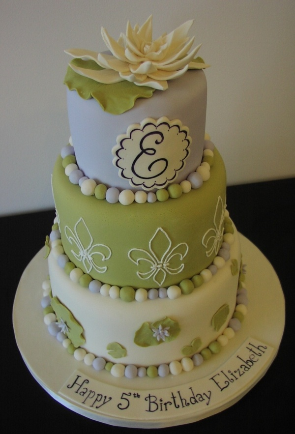 Tiana Birthday Cakes