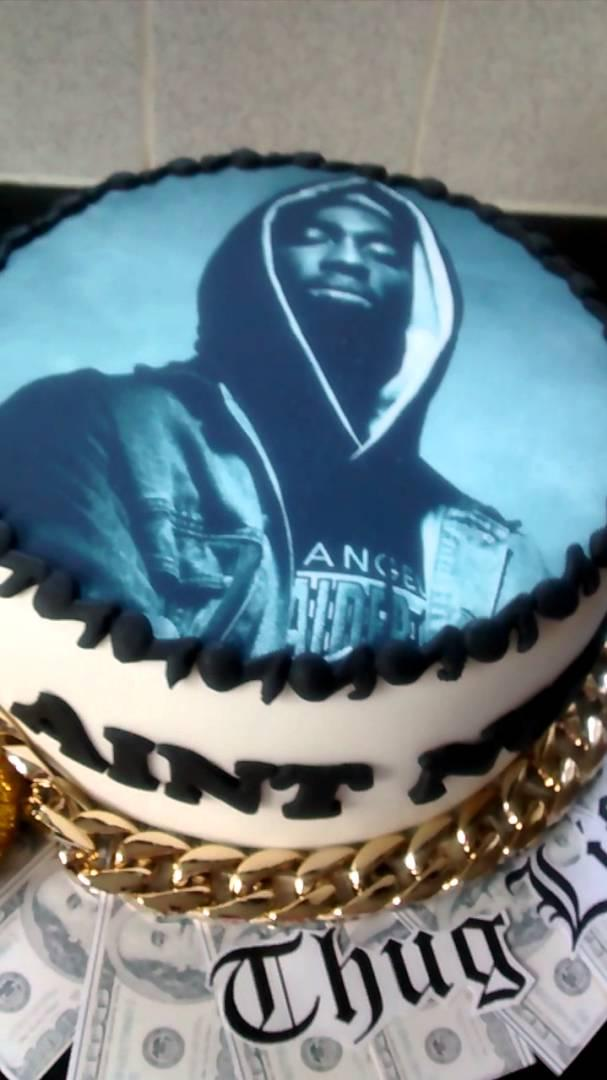 thug life cakes