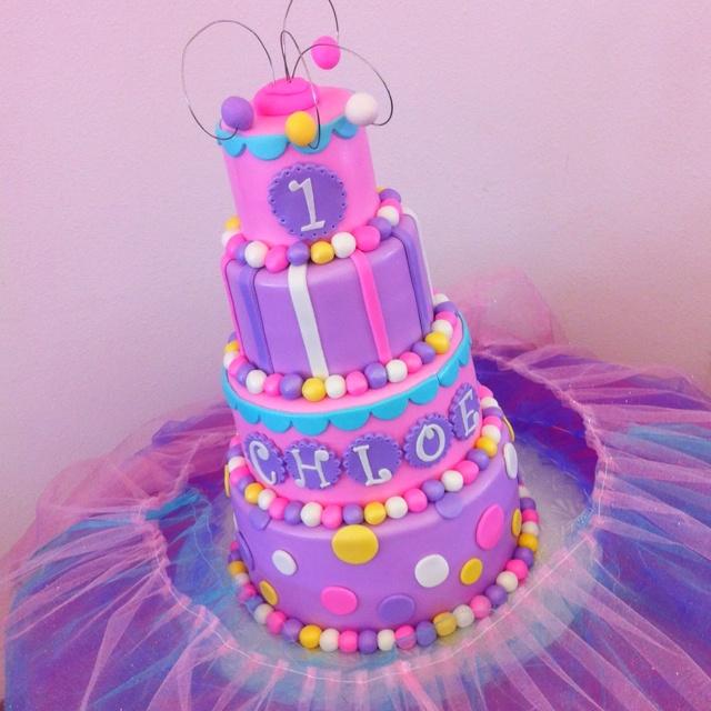 Layer Birthday Cakes