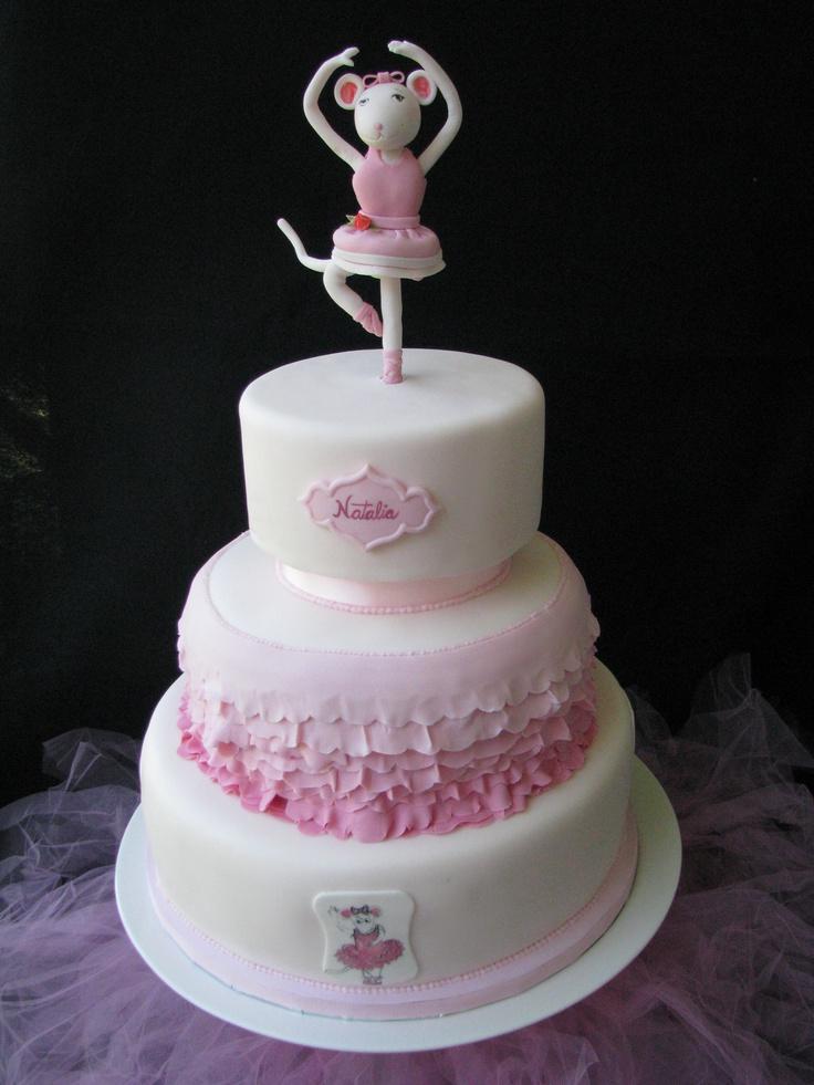 Angelina Birthday Cakes