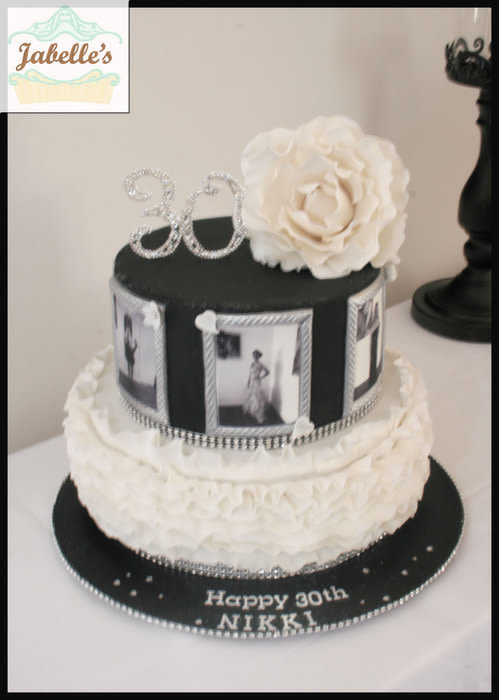 Frame Birthday Cakes Source