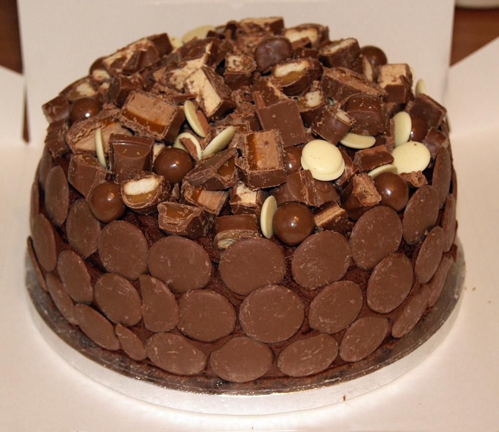 Cake Ideas For Non Sweet Lovers