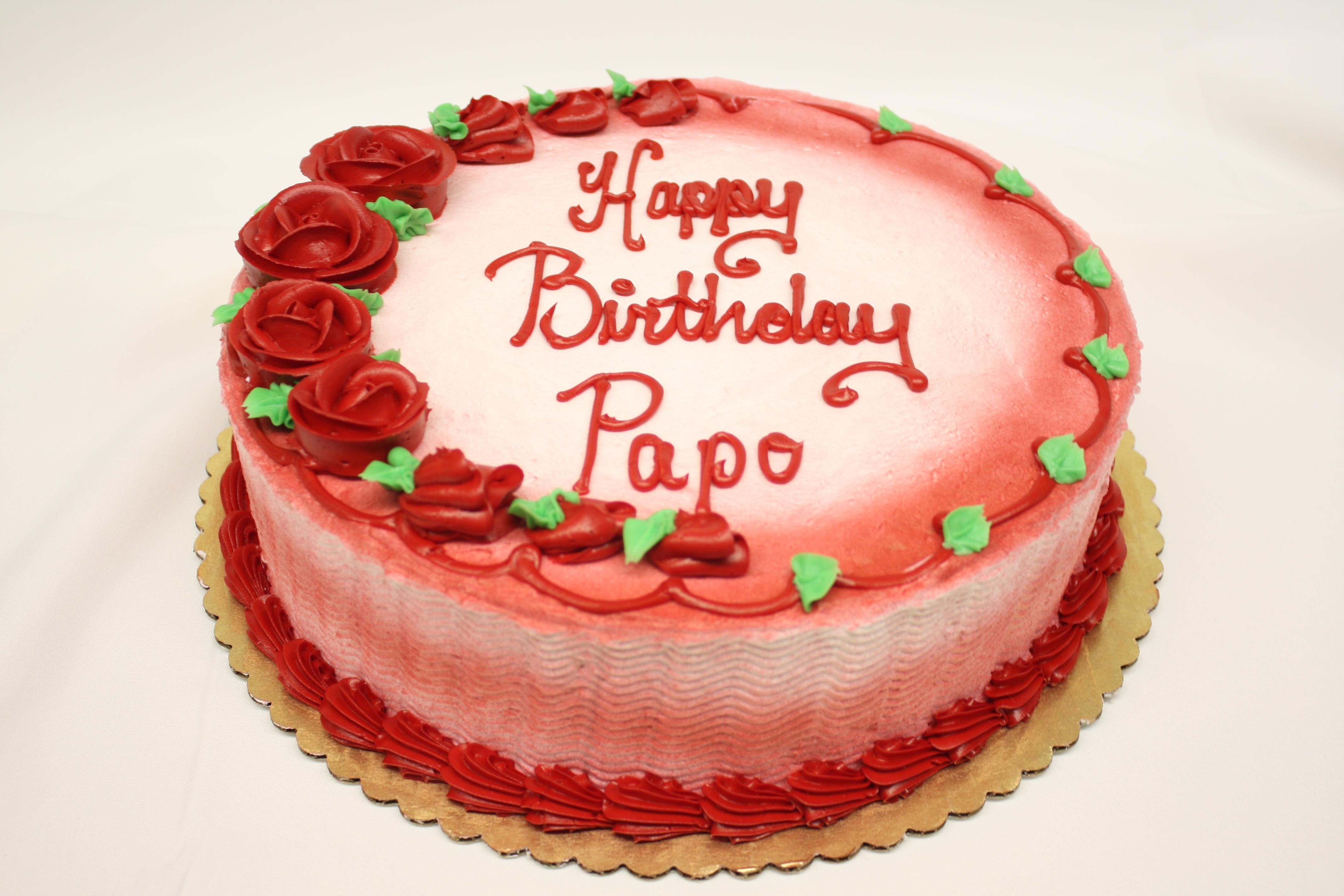 Cute Birthday Cake For Girlfriend