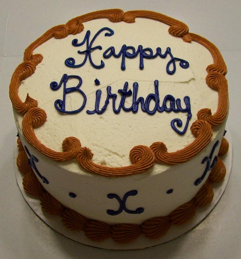 masculine birthday cakes