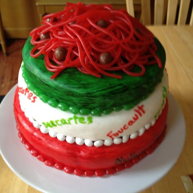 Italian Birthday Cakes