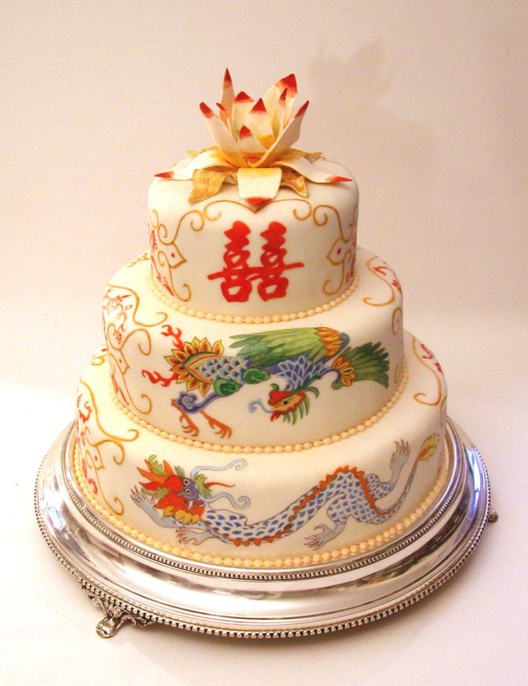 Vietnamese Wedding Cakes