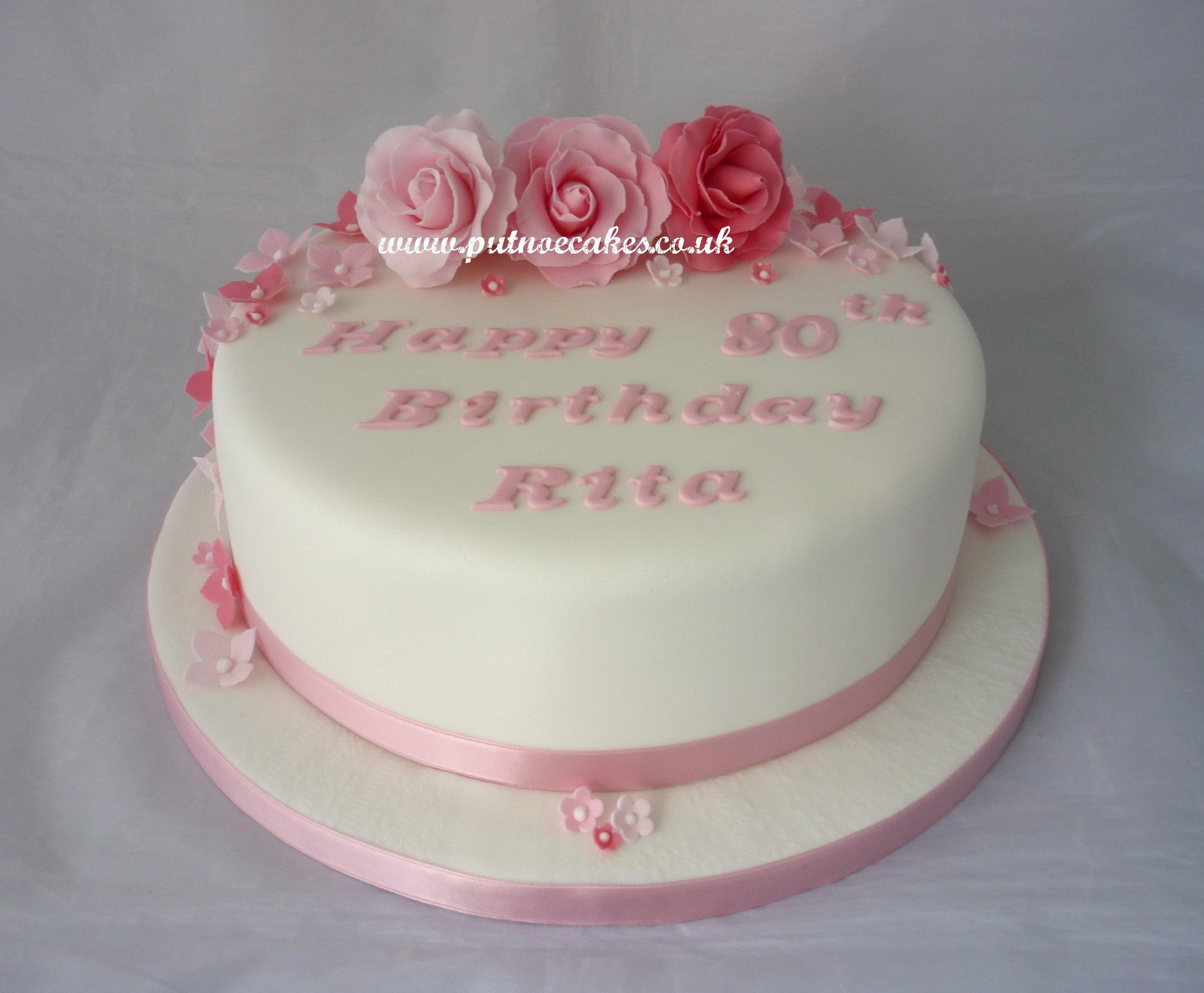 60th Birthday Cake Cakes 60 Female New Decorating Ideas