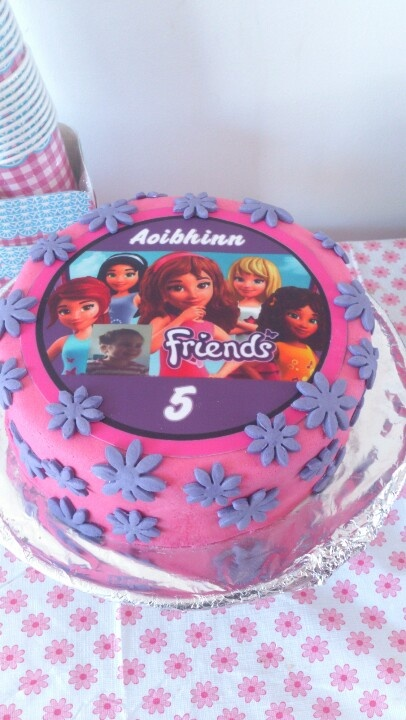 Friends Birthday Cakes