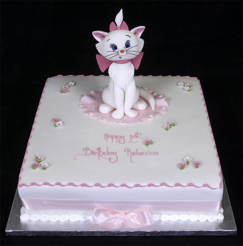 Cat Cakes Decoration Ideas Little Birthday