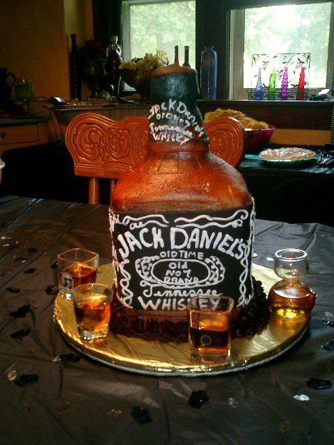 Whisky Christmas Cakes