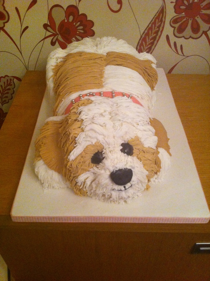 Dogs Birthday Cakes