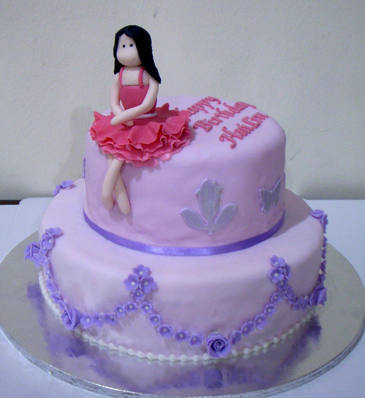 Stylish Birthday Cakes