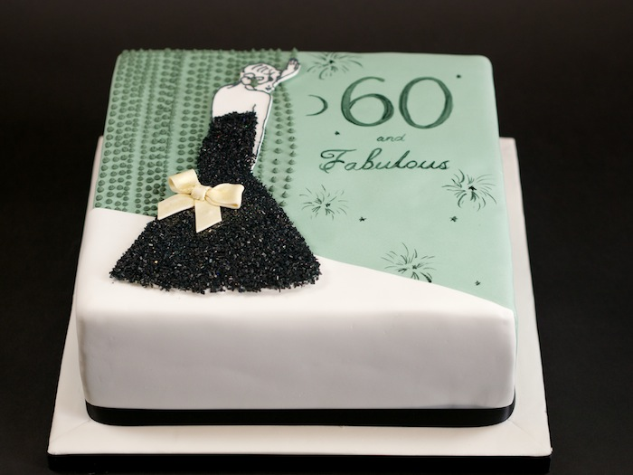 95 Birthday Cake Ideas For 60 Year Olds