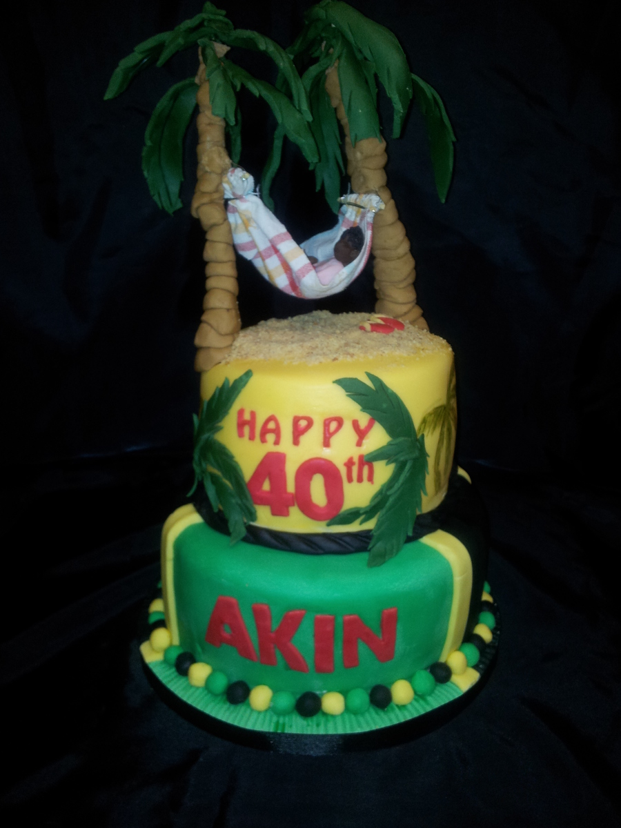 Rum Birthday Cakes