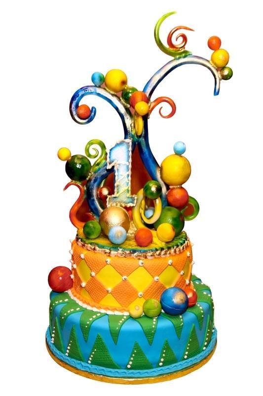 Unusual Birthday Cakes