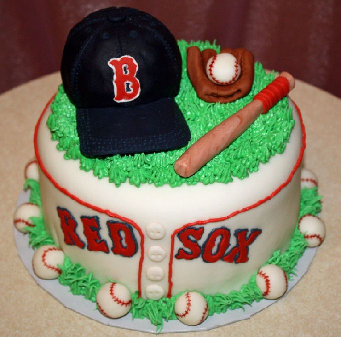 Boston Birthday Cakes
