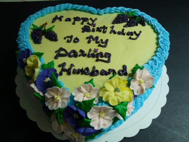 Birthday Cakes Ideas For My Husband ~ Husband birthday cakes