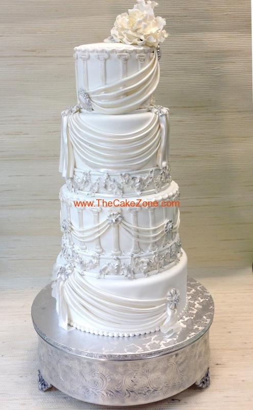 Greek Wedding Cakes