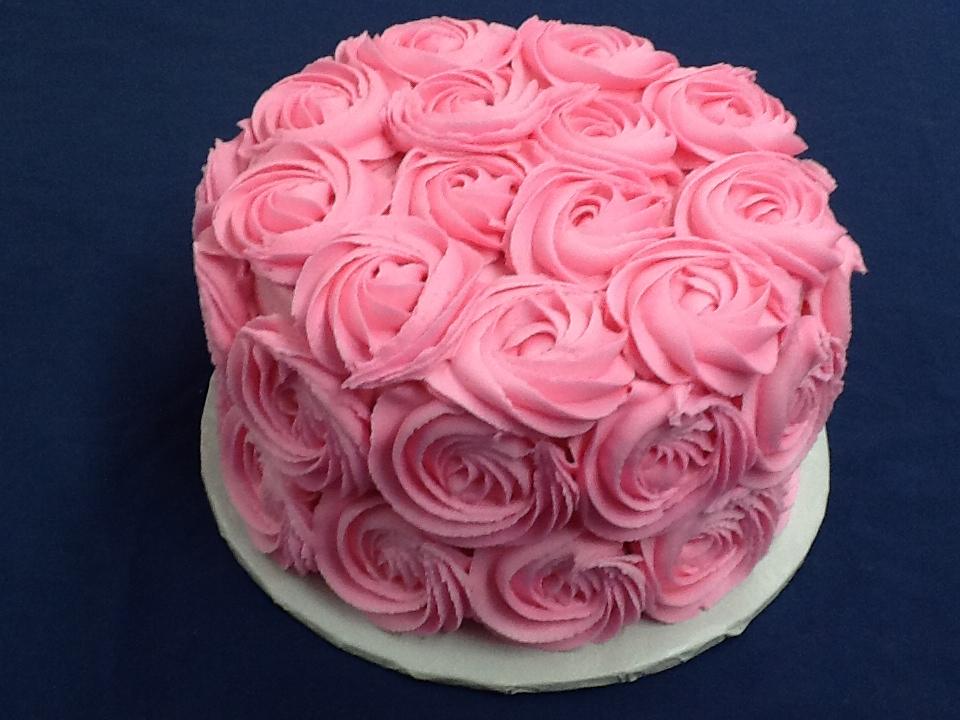 Womans Birthday Cakes