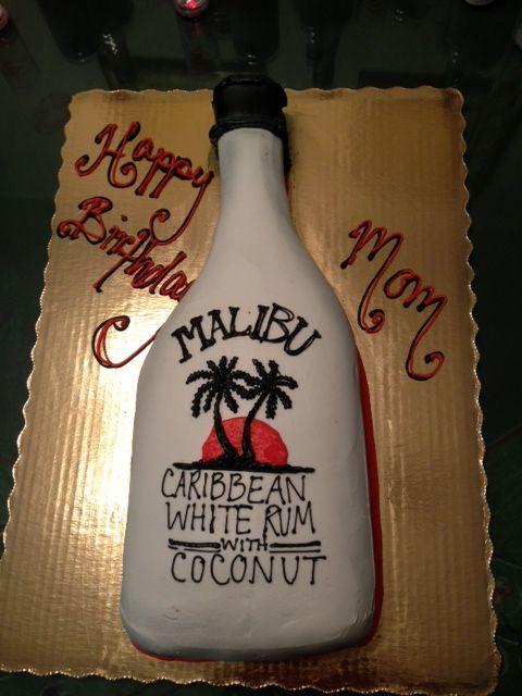 Malibu Rum Cake Uk