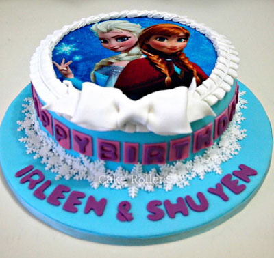 Character Birthday Cakes