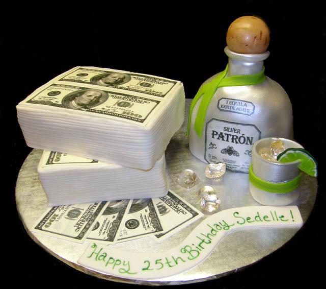 Patron Birthday Cakes