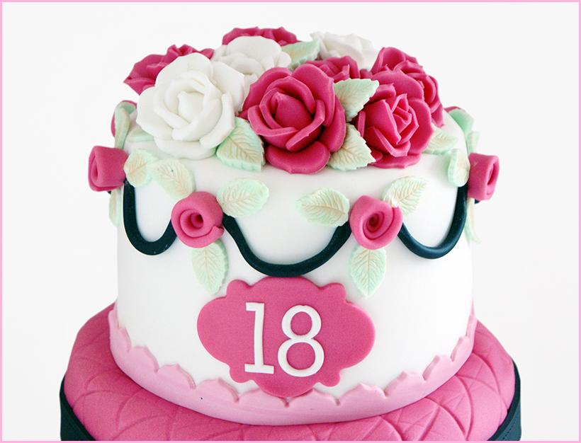 18 Birthday Cakes