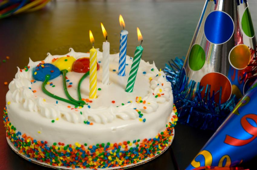 Balloons Birthday Cakes