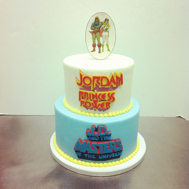 He Man Birthday Cakes