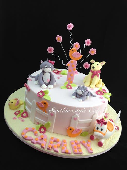 Denise Birthday Cakes