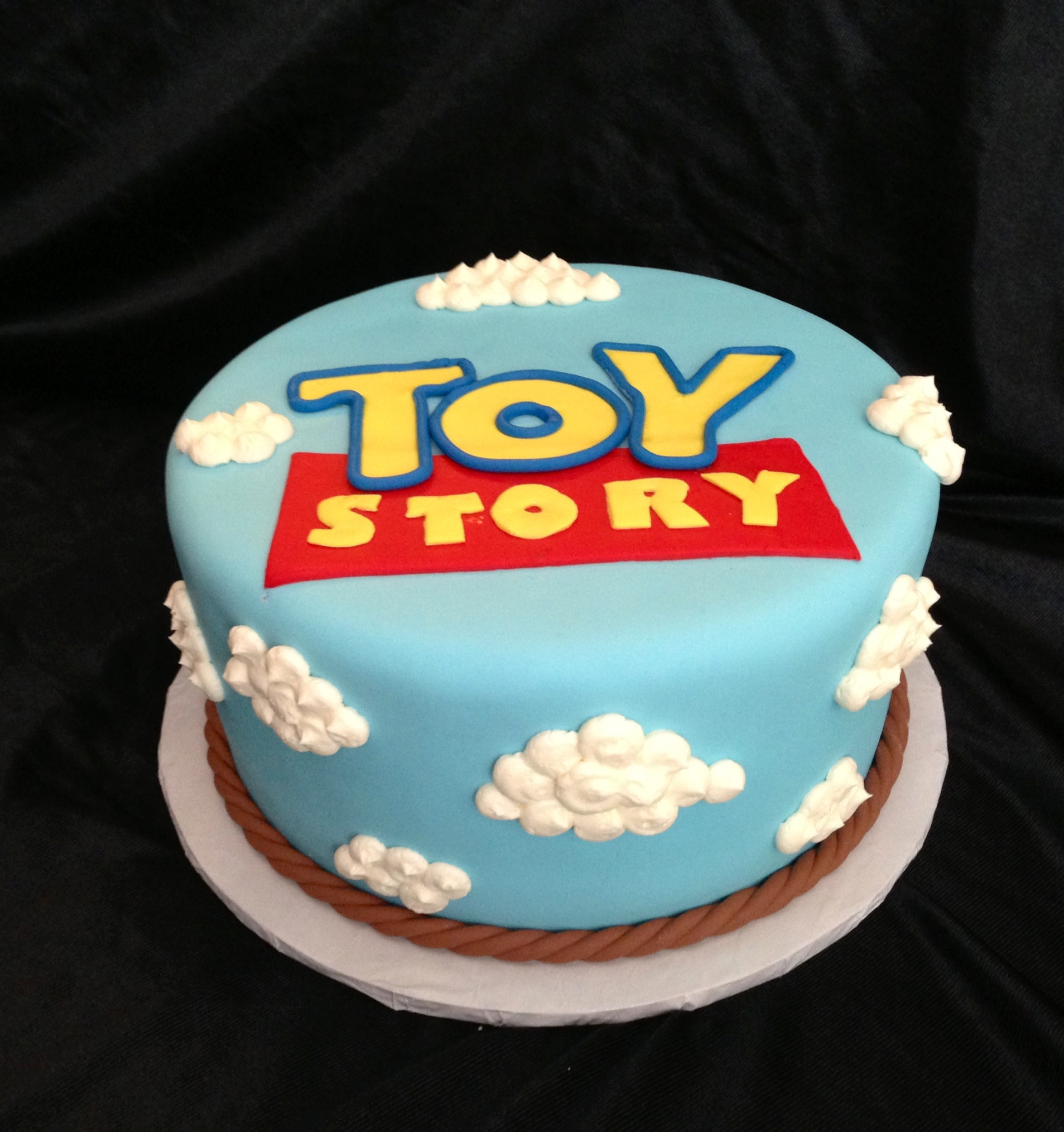 Toy Story Birthday Cake P Y Ideas Pinterest