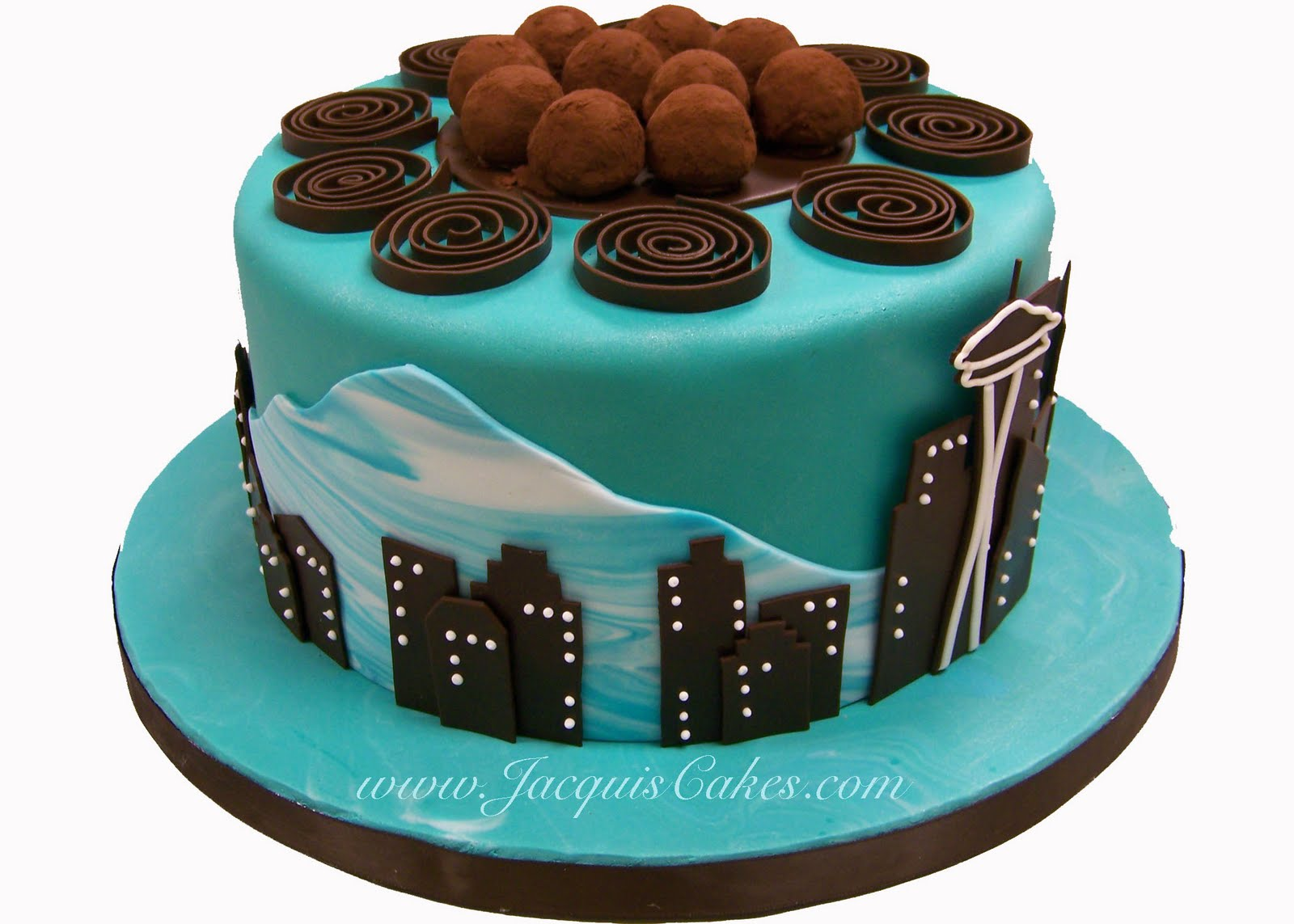 THE BLOG Cake Of The Day