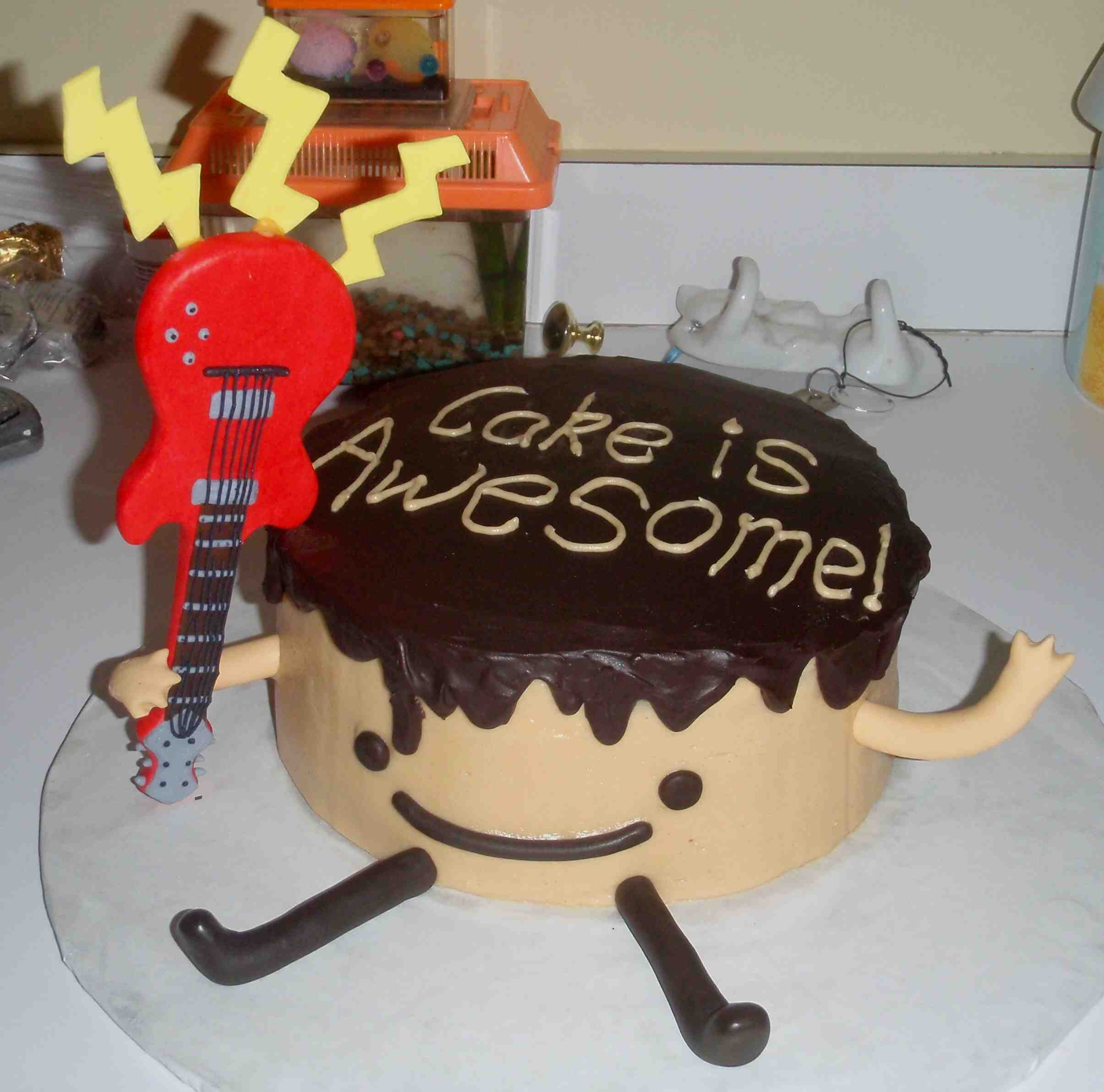 Image result for cake awesome