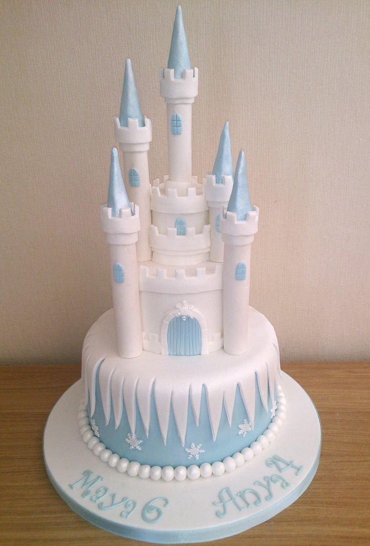 Freezing Birthday Cakes
