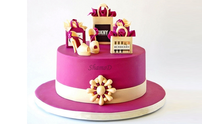 40th Birthday Cakes For Women Cake Ideas