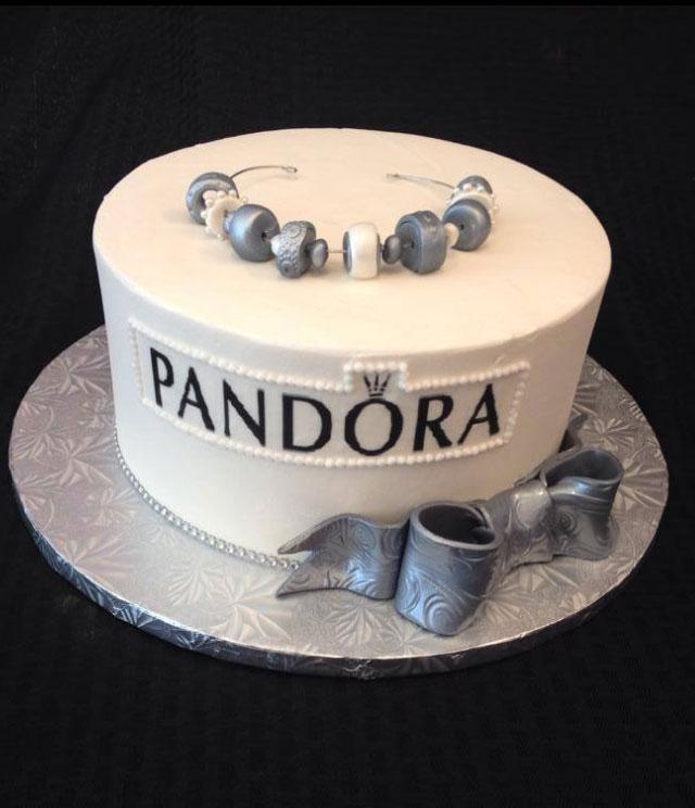 Charmed Birthday Cakes