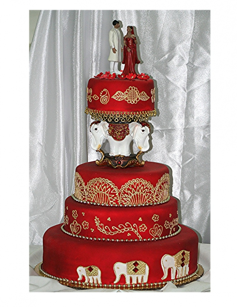 Indian Wedding Cakes