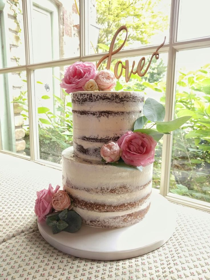 Rustic Birthday Cakes