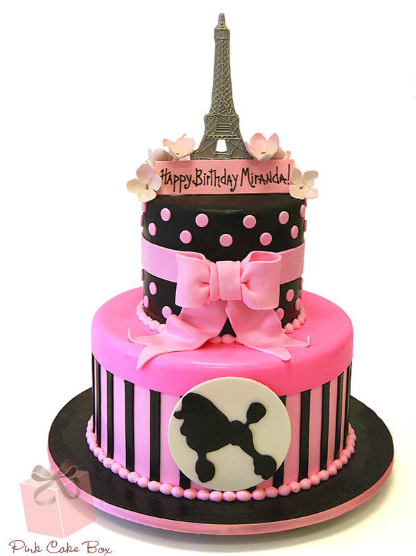 Theme Birthday Cakes