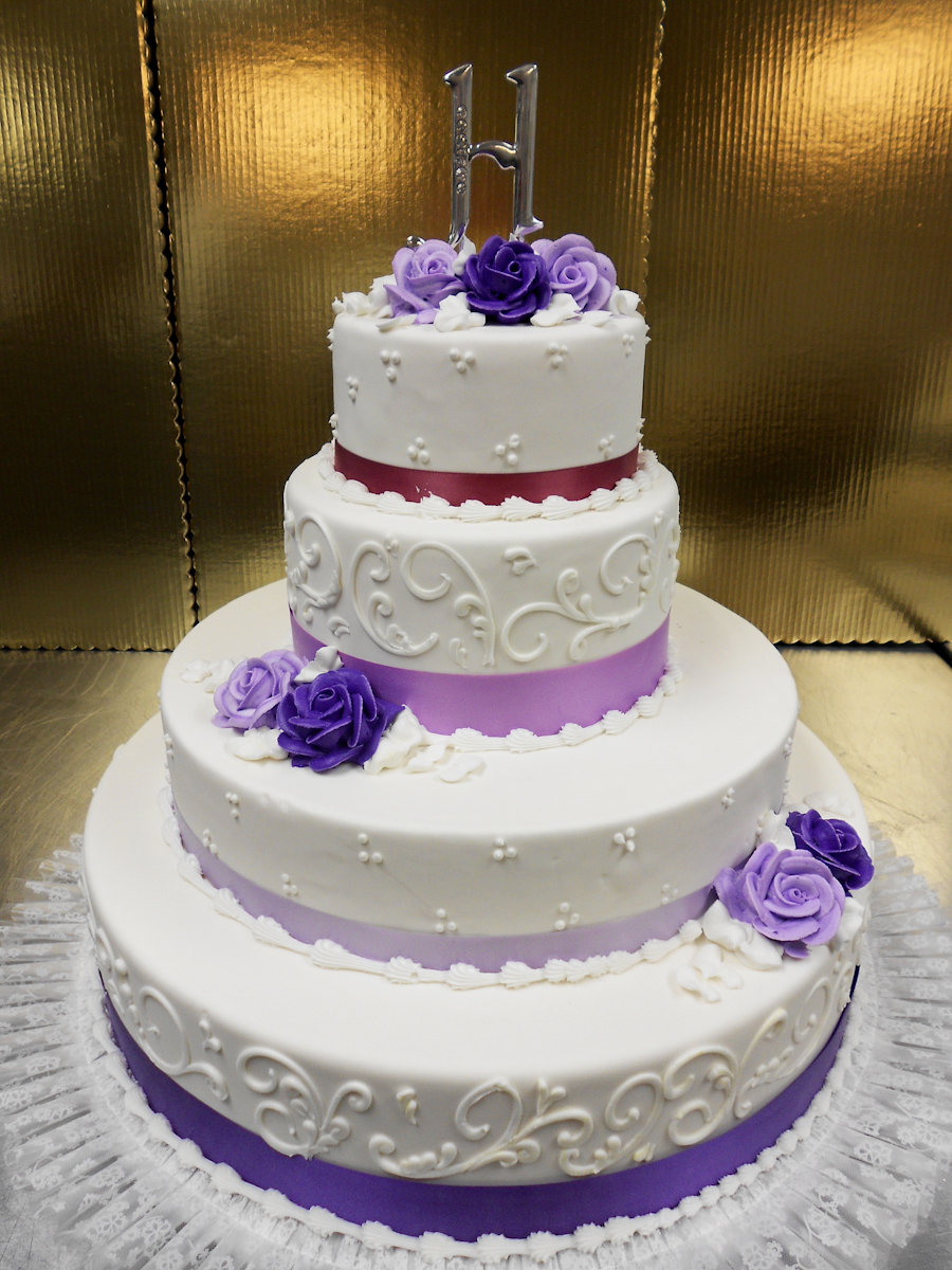 stunning purple wedding cake designs perfect wedding day - HD 900×1200