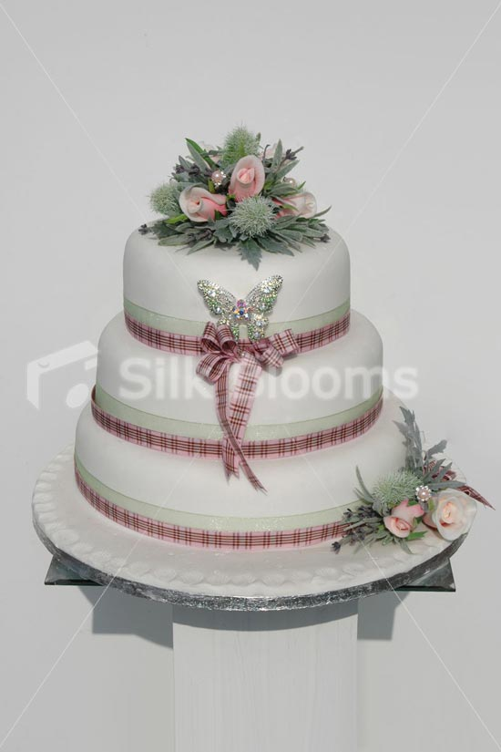 Thistle Wedding Cakes