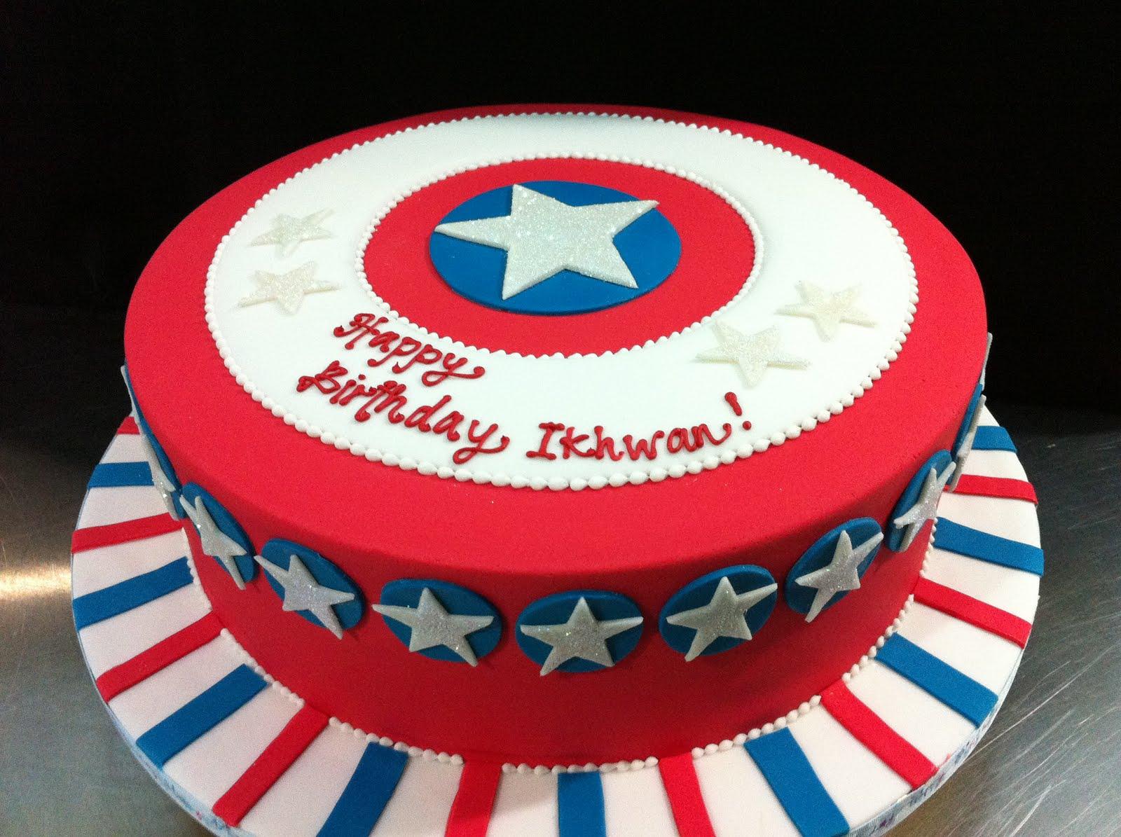 Usa Birthday Cakes