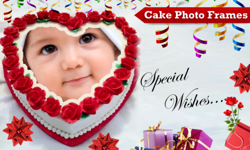 Cake Photo Frames App Download Android Ware