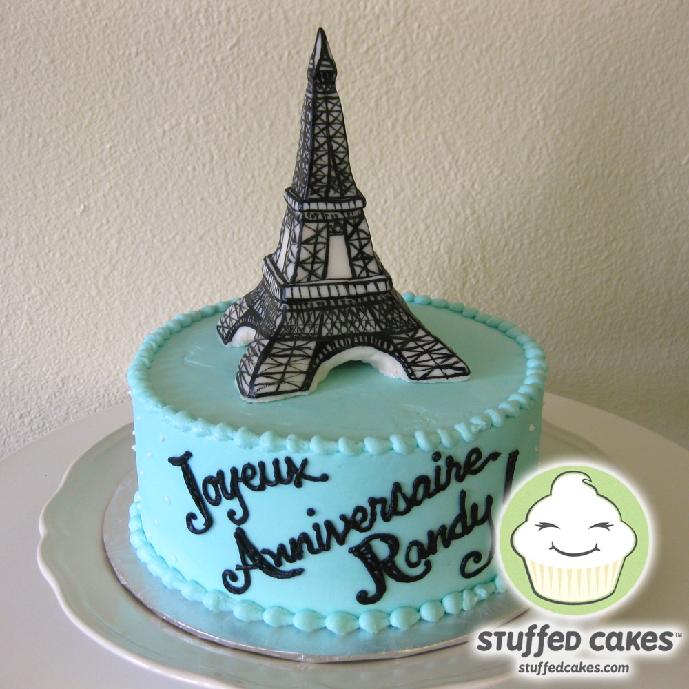 Tower Birthday Cakes