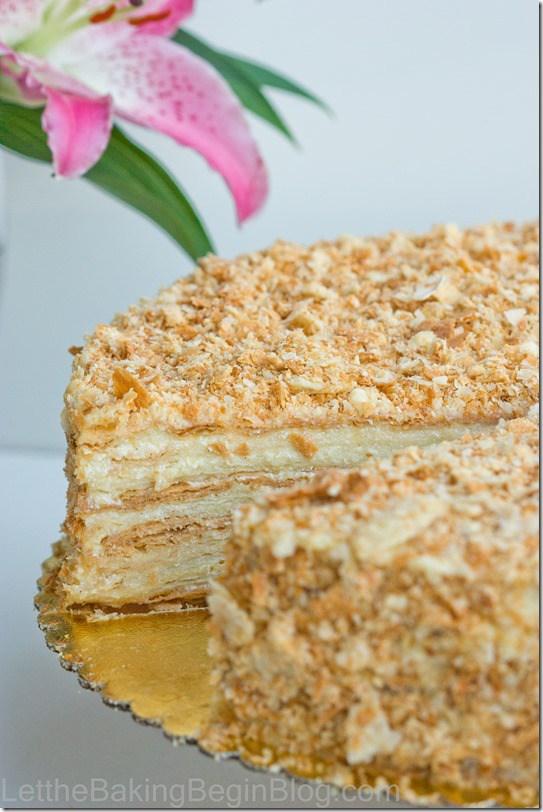 Napoleon Birthday Cakes